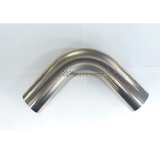 "2"" 51MM 90 DEGREE MANDREL BEND STAINLESS STEEL EXHAUST PIPE"