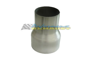 "4"" 101MM - 4.5"" 114MM STAINLESS STEEL EXHAUST PIPE REDUCER"