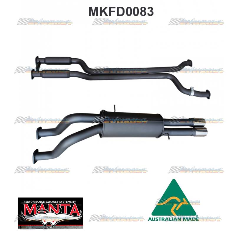 Diamond Toyota Lebanon Pa Car Dealer In Lebanon Manta >> Ford Falcon Au V8 Ute 2 5 Manta Twin Exhaust System