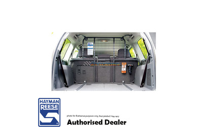 HAYMAN REESE CARGO BARRIER to suit TOYOTA LANDCRUISER 200 SERIES 5 SEAT