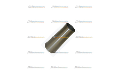 "3"" 76MM - 4"" 101MM STAINLESS STEEL EXHAUST PIPE TAPERED CONE REDUCER 4"" LONG"