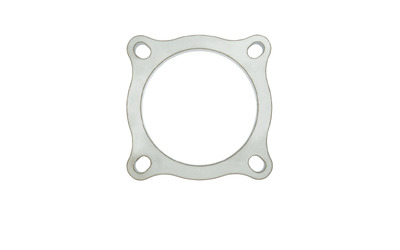 "DIFILIPPO STYLE 3"" 76MM 4 BOLT EXHAUST FLANGE PLATE STAINLESS STEEL"