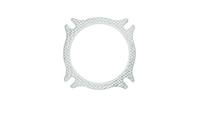 "DIFILIPPO 3.5"" 89MM 4 BOLT EXHAUST FLANGE GASKET 31/2 3 1/2"