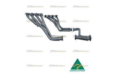 HOLDEN COMMODORE VN VP VR VS V8 5.0LT AUTO GENIE HEADERS EXTRACTORS