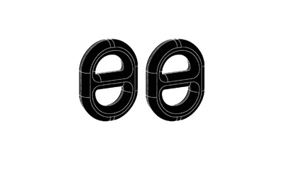 2 X HOLDEN COMMODORE VB VC VH VK VL FIGURE 8 EXHAUST HANGER RUBBER MOUNTS