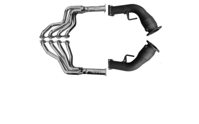 "HOLDEN COMMODORE VE-VF V8 6.0L 6.2L DPE 1.7/8"" 4 - 1 HEADER EXTRACTOR CERAMIC"