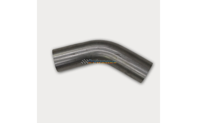 "4"" 101MM 45 DEGREE MANDREL BEND MILD STEEL EXHAUST PIPE"