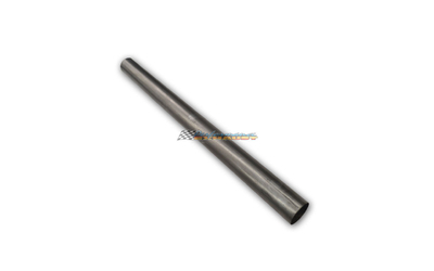 "13/8"" INCH 35MM MILD STEEL STRAIGHT EXHAUST PIPE TUBE 1 METRE LENGTH 1 3/8"