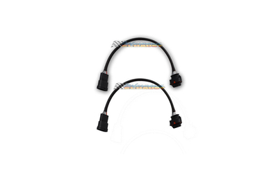 HOLDEN COMMODORE VE V6 SIDI 02 OXY OXYGEN SENSOR WIRE EXTENSION LOOM PAIR