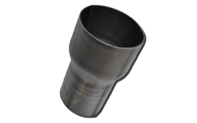 "3"" 76MM - 4"" 101MM MILD STEEL EXHAUST PIPE REDUCER"